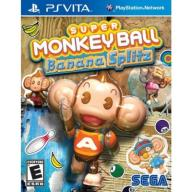 Super Monkey Ball Banana Splitz - PSV Game Over
