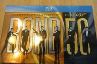 Kolekcja 22 filmów Blu Ray 007 James Bond
