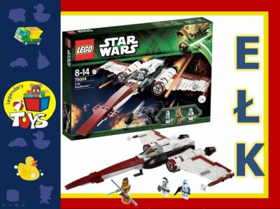 LEGO STAR WARS 75004 Z-95 HEADHUNTER MYŚLIWIEC