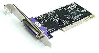 UNITEK Kontroler PCI 1x Parallel; Y-7505