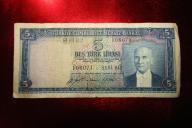 5 LIRASI 1930