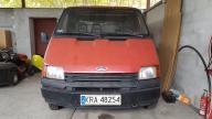 Ford Transit 2.5D blaszak Kraków sprawny