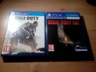 Gry na PS4 1 na VR horror i call od duty