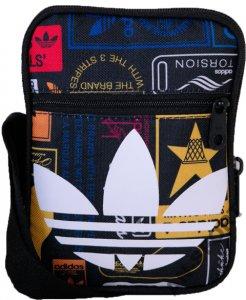 6a03950b30b30 ADIDAS ciekawa saszetka torebka na ramię zgrabna - 6386309271 ...