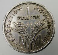 1947 Indochiny Francuskie 1 piastr