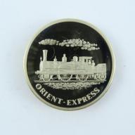 Numizmat - Szwajcaria -Orient Express -lustro B230