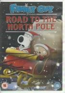 ROAD TO THE NORTH POLE _____DVD!