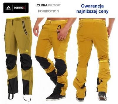 przytulnie świeże aliexpress 100% wysokiej jakości Adidas Terrex Skyclimb spodnie męskie 50L/ML/W34L ...