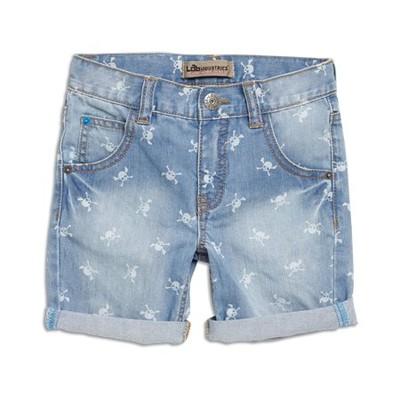 spodenki szorty jeans czaszki Kappahl 98 j NOWE