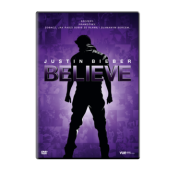 JUSTIN BIEBER - BELIEVE (DOKUMENT) DVD
