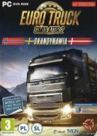 Euro Truck Simulator 2 Skandynawia BOX