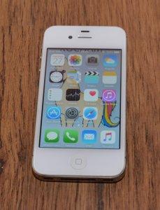Iphone 4s, 8GB, biały, ideał, gwarancja MediaMarkt