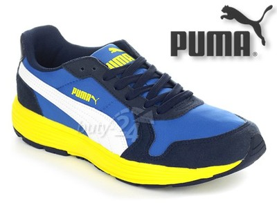Puma: 358301 02 buty Future ST Runner JR r.38 nieb