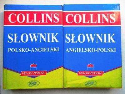 Znalezione obrazy dla zapytania: Jacek Fisiak Collins Słownik polsko-angielski i angielsko-polski