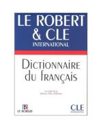 Dictionnaire du francais Le Robert Cle Internation
