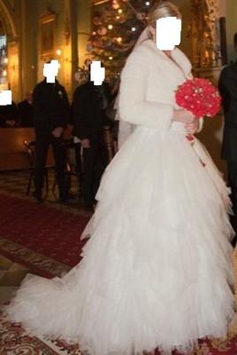 95974e4749 Piękna suknia ślubna w stylu hiszpańskim - 6623242619 - oficjalne ...