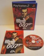 FROM RUSSIA WITH LOVE - PS2 - KOMPLET
