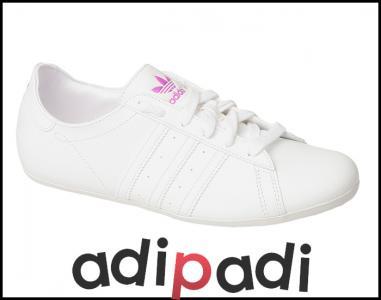 adidas campus dp round białe