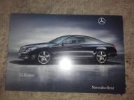 Mercedes klasa CL katalog