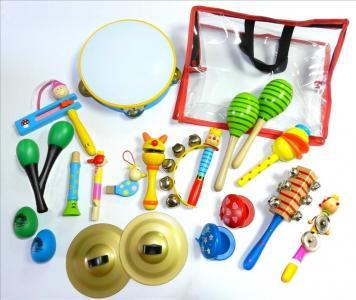 Zestaw Instrumentów Perkusyjnych dla dzieci 05(20)