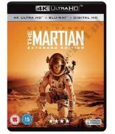 Marsjanin Blu-ray 4K Ultra HD The Martian Extended