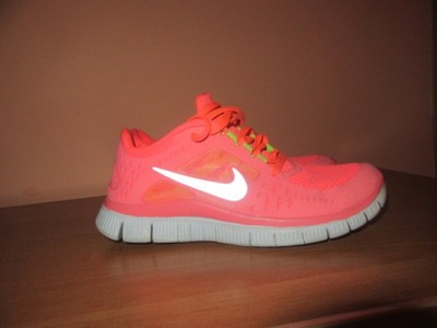 competitive price 01238 7d4d9 NIKE FREE RUN 3 UK4 EUR 37,5 DO BIEGANIA !IDEAŁ - 6645481356 ...
