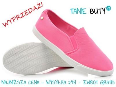 Sneakersy neonowe Niska cena na Allegro.pl