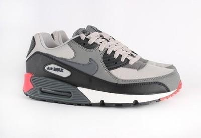 Nike Buty męskie Air Max 90 Essential białe r. 46 (537384 111) ID produktu: 4566918