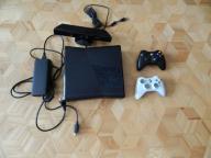XBOX 360 Slim 250 GB + 2xPady + Kinect + 24 gry