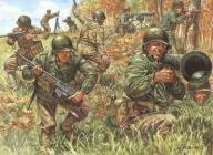 American Infantry 1/72