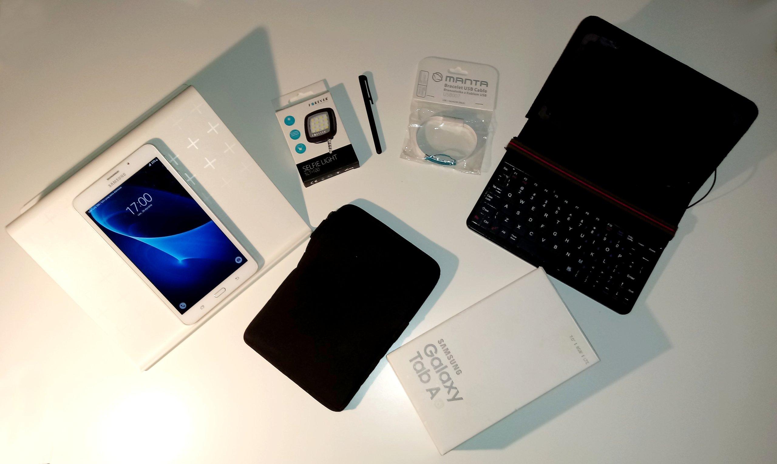 Zestaw Samsung Galaxy Tab A6 2016 T285 Lte 7 7036038490 A