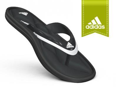 cccb3668d542a Klapki damskie adidas Sleekwana QFF W G44485 - 5209202891 ...