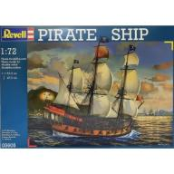 Model do sklejania REVELL Pirate Ship - typowy sta