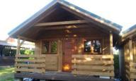 Domki domek drewniany z drewna domy PROMOCJA !!!