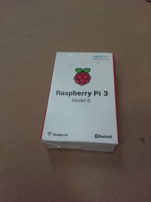 A24 Komputer Raspberry Pi 3 Model B