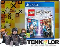 LEGO HARRY POTTER COLLECTION HD PS4 NOWA NAJTANIEJ