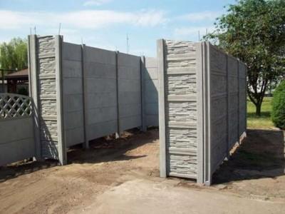 Garaż Z Płyt Betonowych Wiaty Betonowe Mocne 6623090453