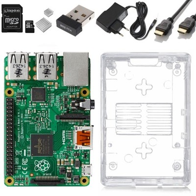 B597 Vilros Raspberry Pi 2 B Zestaw Startowy