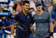 Tenis  -  Novak Djokovic & Andy Murray