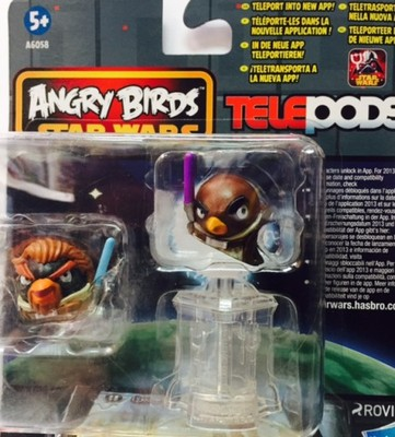 Angry Birds Star Wars Telepods 2 Pak 2 Figurki Waw 6781971123 Oficjalne Archiwum Allegro