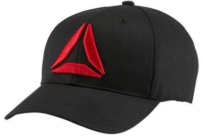 Czapeczka Reebok Baseball Cap Black