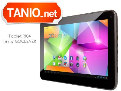 TABLET R104 GOCLEVER 10 CALI 1GB RAM ANDROID 4.1