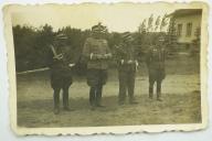 16 Trzech generałów i podpułkownik 1 DP Kościuszki