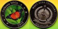 West Nusa Tenggara  1 Dollar 2015 r.