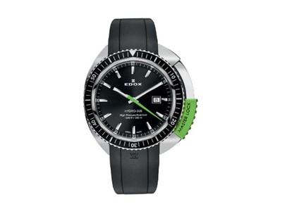 -30% Zegarek męski EDOX 53200 HYDRO SUB green 500m