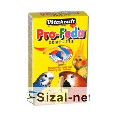 Vitacraft Pro- Feda dla ptaków na pierzenie