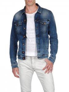 Kurtka-katana jeans Diesel.roz.L.