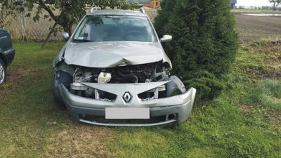 Renault Megane Grandtour Ii 1 6 Uszkodzony 6996282596 Oficjalne Archiwum Allegro