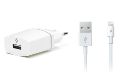 ORYGINALNA ŁADOWARKA iPHONE 5 5S 5C 6 6S 7 SE PLUS 1.0A USB