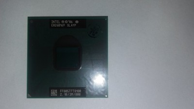 Procesor Intel Core Duo T8100 2.1GHz 3MB 800MHz